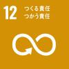 SDGs6 つくる責任 つかう責任